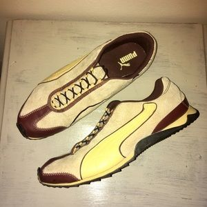 EUC Puma Running Shoes